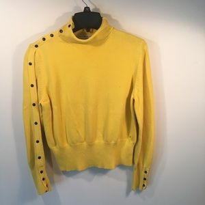 Tommy Hilfiger yellow sweater  size XL XG